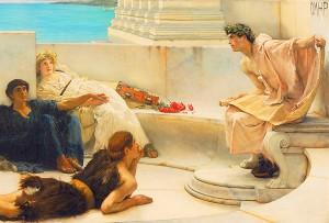 Ο Πεισίστρατος και οι… χήνες