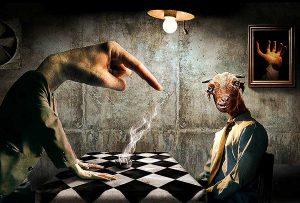 Η ασυνειδησία της αδυναμίας μας συνιστά τη δύναμή μας