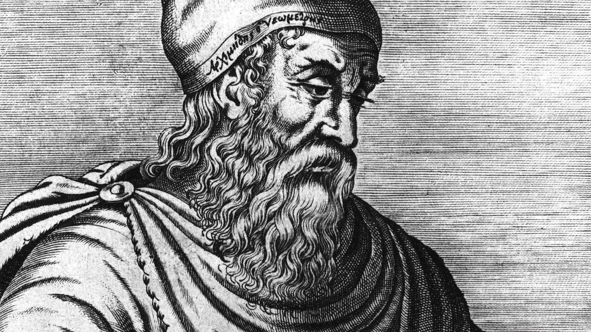 an analysis of archimedes Archimedes: archimedes, the most-famous mathematician and inventor in ancient greece which poses a problem in indeterminate analysis, with eight unknowns.
