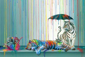 «Μα δεν υπάρχουν τίγρεις εδώ»