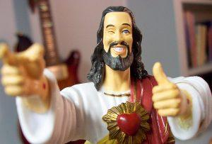 Το χιούμορ είναι ένα δώρο- για κάποιους είναι ένα δώρο από το Θεό.