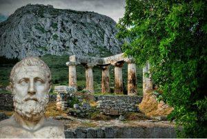 Περίανδροςο Κορίνθιος (668 π.Χ. – 584 π.Χ.)