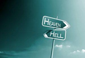 Χωρίς την επιλογή της κόλασης, ο παράδεισος θα είναι σκέτη κόλαση. (OSHO)