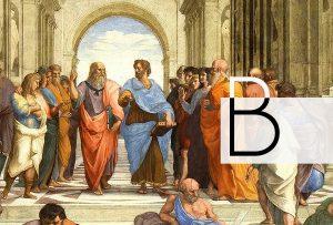 Το άστρο Πλάτων και το άστρο Αριστοτέλης. Ο μαθητής και ο δάσκαλος. | Μέρος Β'