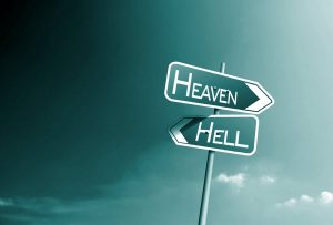 Heaven without the choice of hell will be hell itself. (OSHO)