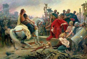 Όταν όμως θα γίνει του Καίσαρα φίλος, θα πάψει να συναντά εμπόδια; Θα είναι ευτυχισμένος; (ΕΠΙΚΤΗΤΟΣ)