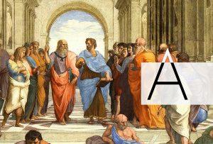 Το άστρο Πλάτων και το άστρο Αριστοτέλης. Ο μαθητής και ο δάσκαλος. | Μέρος Α'