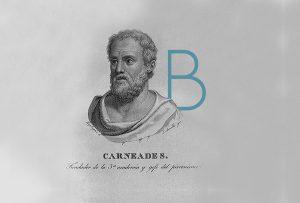 Καρνεάδης ὁ Κυρηναῖος (ΣΕΞΤΟΣ Ο ΕΜΠΕΙΡΙΚΟΣ) | Μέρος Β'