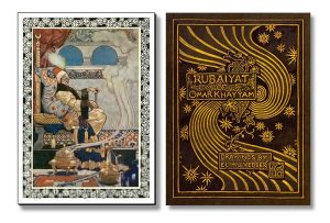 The Rubaiyat by Omar Khayyam