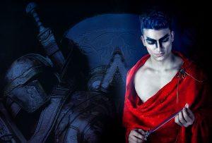 ΑΡΗΣ / MARS Θεός του πολέμου τόσο στην ελληνική όσο και στη ρωμαϊκή μυθολογία. (MALCOLM DAY)