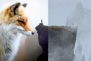 Η αλεπού ένιωθε στ' αλήθεια τόσο μεγάλη (OSHO)