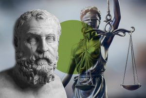 ΣΟΛΩΝ: Η ΔΙΚΑΙΟΣΥΝΗ ΚΑΙ Η ΤΑΞΗ ΤΗΣ ΠΟΛΗΣ ( Umberto Eco & Riccardo Fedriga)