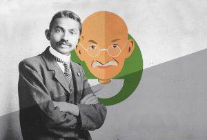 Ο παππούς μου, ο Γκάντι, μου δίδαξε …(ARUN GANDHI)