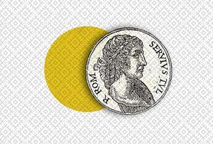 Μήπως επειδή ,έγινε χάρη στην Τύχη βασιλιάς της Ρώμης; (ΠΛΟΥΤΑΡΧΟΣ)
