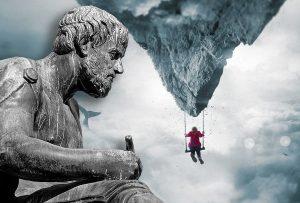 Ο Αριστοτέλης ήταν ο πρώτος φιλόσοφος που ερεύνησε το είδος της υποκειμενικής ευτυχίας. (EDITH HALL)