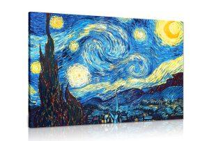 Έναστρη Νύχτα, Vincent Van Gogh