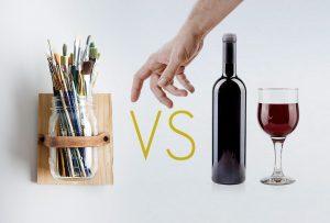 """""""Αν αντλείς μεγαλύτερη απόλαυση από την οινοποσία σε σχέση μ' εκείνη που αντλείς από τη χρήση της όρασής σου, τότε το κρασί είναι καλό για σένα."""" (JOHN LOCKE)"""