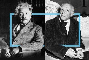 Αλβέρτος Αϊνστάιν – Πάμπλο Πικάσο. Βίοι παράλληλοι (ARTHUR MILLER)
