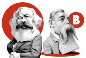 Marx – Engels (ROBERT L. HEILBRONER)  | Part B'